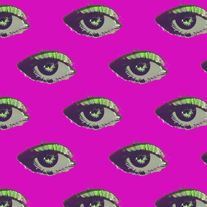 green__pink_eye_fabric