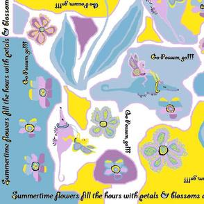 Possum Blossoms
