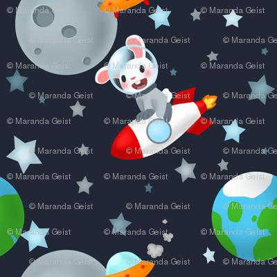 Rabbits like Rocket Travel