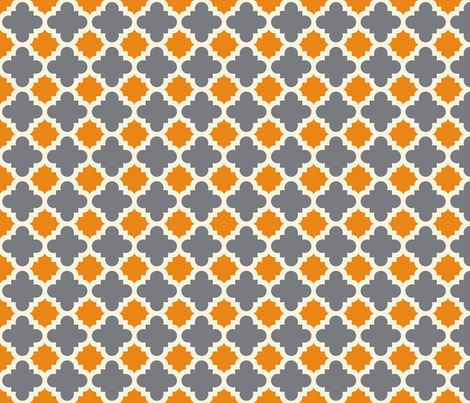 burst oj and grey fabric by mytinystar on Spoonflower - custom fabric