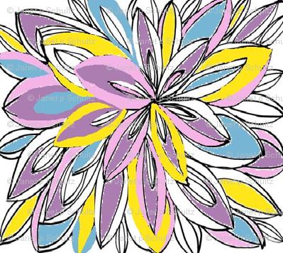 JamJax Flower Power