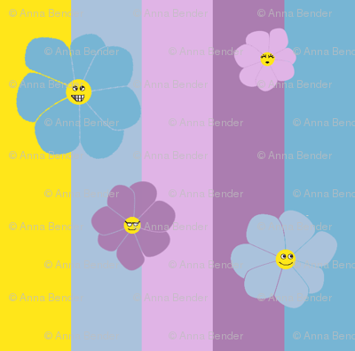 spoonflower_silly_summer_flowers