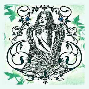 """26"""" CREST- Grieving Mothers Garden's"""