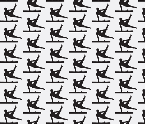 Pommel fabric by blue_jacaranda on Spoonflower - custom fabric