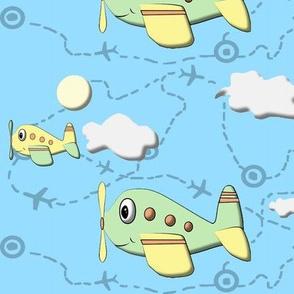 Happy Planes V.2