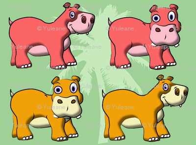 Little Hippos V.2