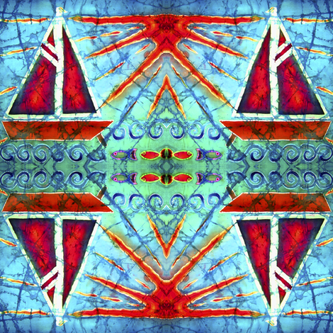 SAILING by SUE DUDA fabric by suedudadesigns on Spoonflower - custom fabric