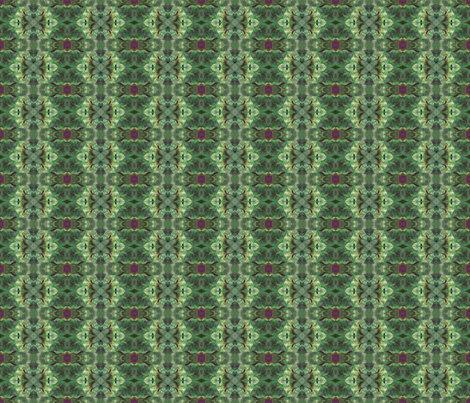 GREENZEL by SUE DUDA fabric by suedudadesigns on Spoonflower - custom fabric