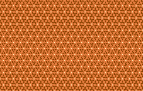 Rust Red Greyhounds gg1s   ©2010 by Jane Walker fabric by artbyjanewalker on Spoonflower - custom fabric