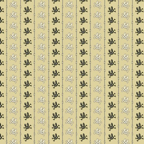 Rrbunnygothbonestripe_green_shop_preview
