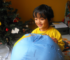 eighteen-inch globe, updated Dec 2012