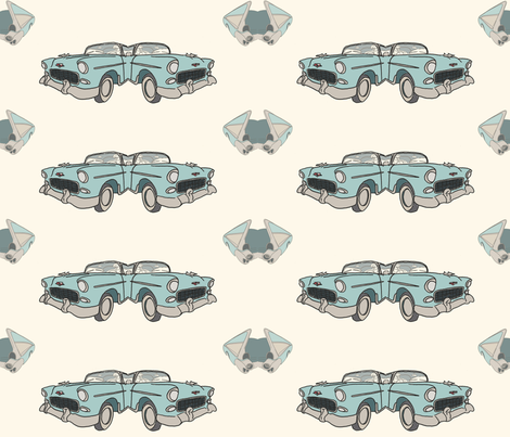 57_reflection_larger fabric by wclink on Spoonflower - custom fabric