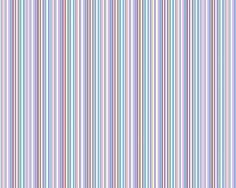 Sylivia_Stripes fabric by eclectic_mermaid on Spoonflower - custom fabric