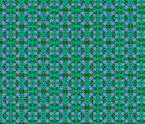 Morning Glory fabric by elizagraysgoods on Spoonflower - custom fabric
