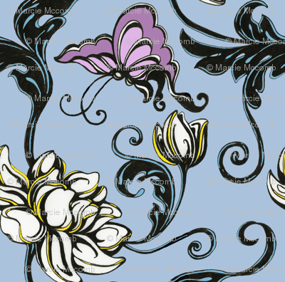 """""""Blooms & Butterflies"""""""