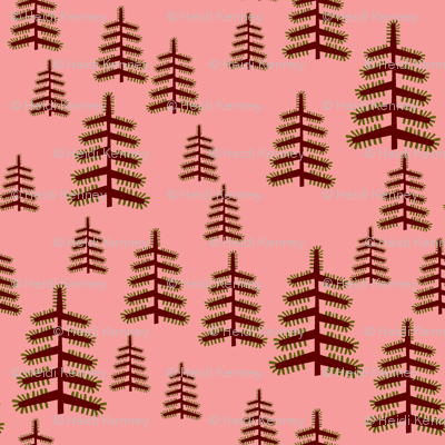 forest pink