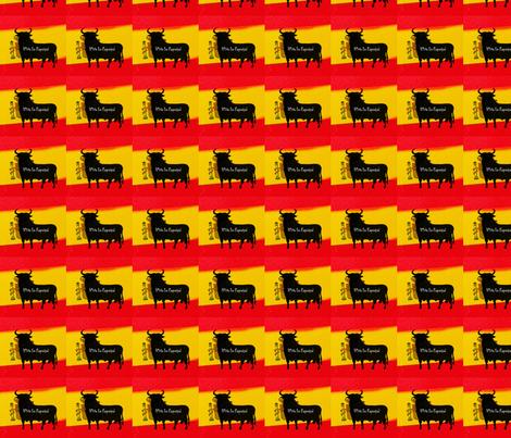 Worldcup Champion 2010 fabric by _vandecraats on Spoonflower - custom fabric