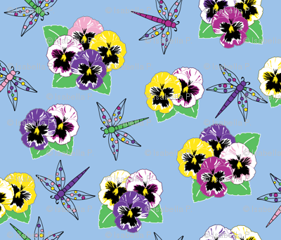 Dragonfly Dream - Bouquet