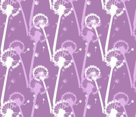Summer_flowers_fat_quarter fabric by nicoletta on Spoonflower - custom fabric