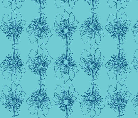 swept away fabric by babysisterrae on Spoonflower - custom fabric