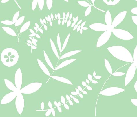 Botanical - mint
