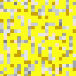 Yellow Pixels