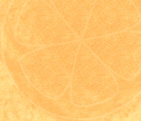 CitrusOrange fabric by nicole_wilcox on Spoonflower - custom fabric