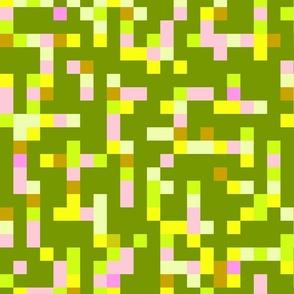 Green Pixels