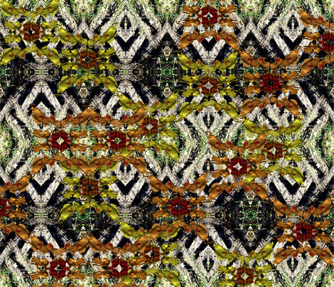 Spring Earth fabric by rubyrice on Spoonflower - custom fabric
