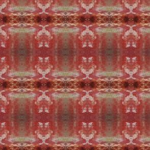 urban kilim-red