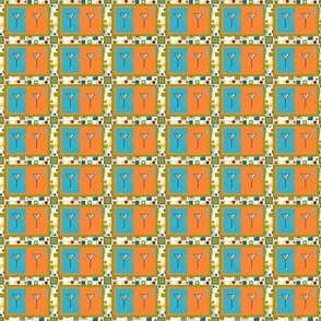 retro_martini_glass_pattern