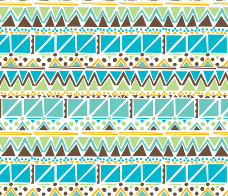Zip Zap B fabric by luana_life on Spoonflower - custom fabric