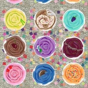 Cupcake Garden Party