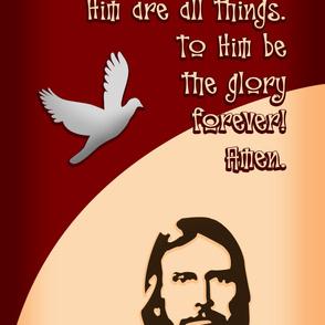Romans _11:36