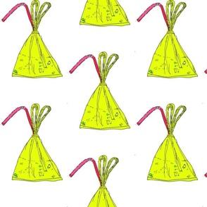 neon yellow plasticsoda