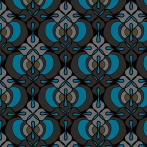 Fauxwax-Blue