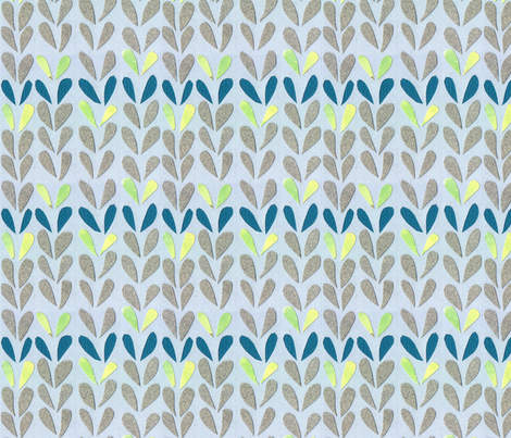 Paper Knitting fabric by eloisenarrigan on Spoonflower - custom fabric
