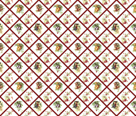 Fruit&Berries fabric by morellco on Spoonflower - custom fabric