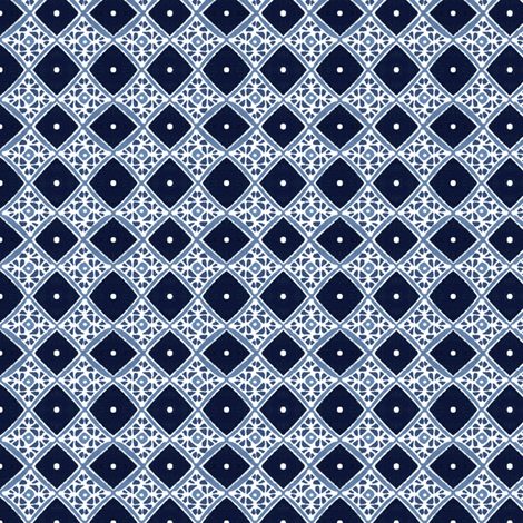 Amuletii Tile fabric by spellstone on Spoonflower - custom fabric