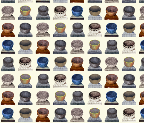 empty_vessels_fab_1 fabric by hollishammonds on Spoonflower - custom fabric