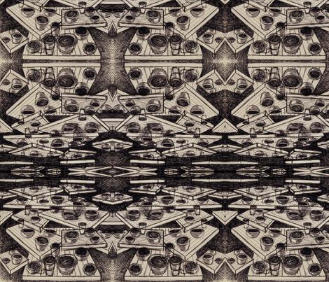 bowl_study_4 fabric by hollishammonds on Spoonflower - custom fabric