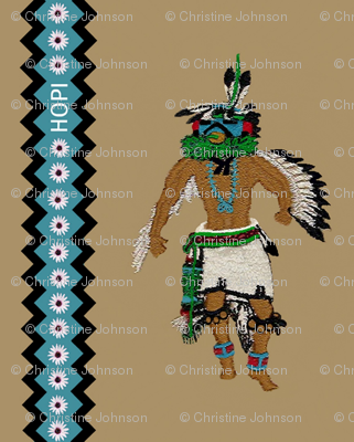 Kachina Dancer
