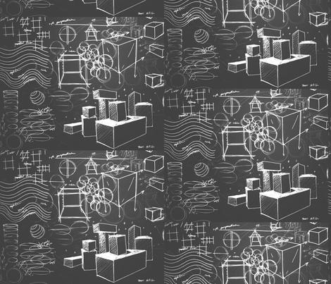 sketches2 fabric by hollishammonds on Spoonflower - custom fabric