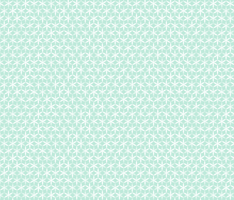 shibori flower circles small j fabric by fiona_mcdonald_juicyapple on Spoonflower - custom fabric