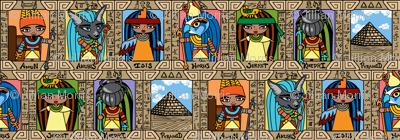 Wee Egypt