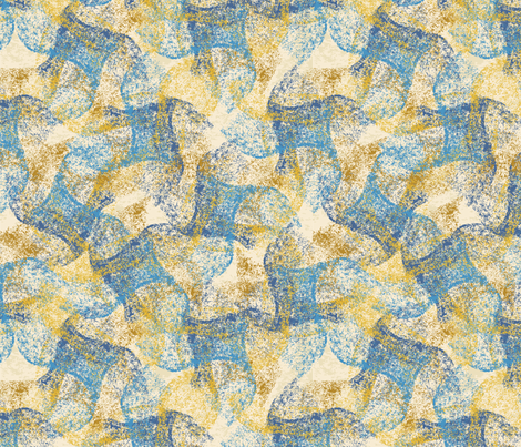 Mirages fabric by luana_life on Spoonflower - custom fabric