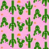 Happy LiL' Cactus! - © PinkSodaPop 4ComputerHeaven.com