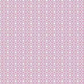 Pink and White Abstract Design Extra Small © ButterBoo Designs 2009