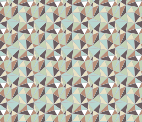 Fracture fabric by leighr on Spoonflower - custom fabric
