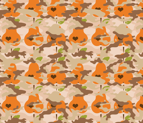 undercover_pears fabric by snork on Spoonflower - custom fabric